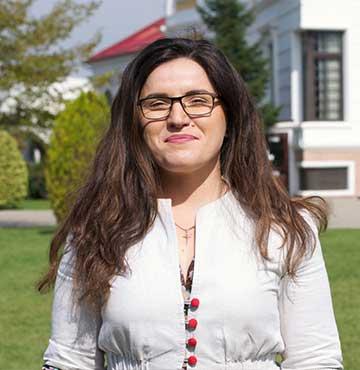 asis.univ.dr. Corina BORCEA